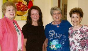 Lodi Newcomer's Club elects new officers