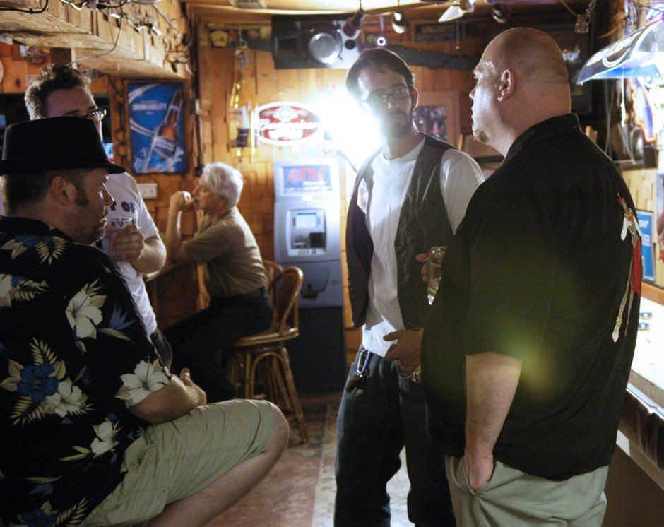 Water Hole, a Lodi bar, used for movie scene