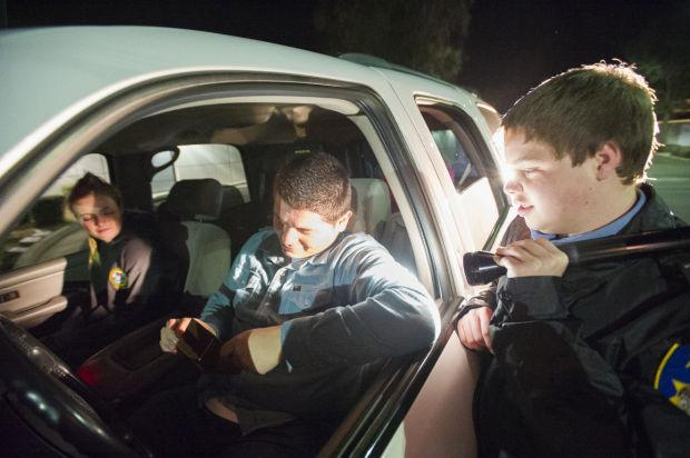 Galt Police Explorer program has a record of turning out homegrown officers