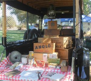 Old-Car Show shows off Galt countryside, restored McFarland House