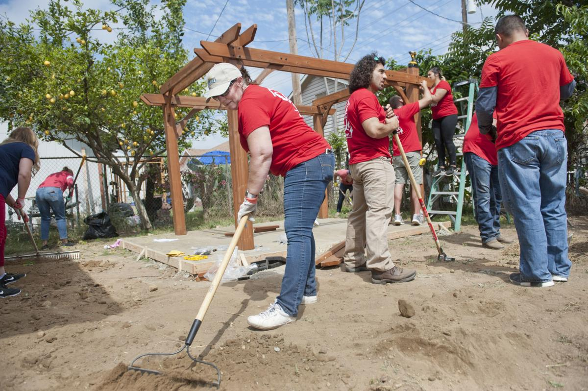 Realty company spruces up Lodi recovery home