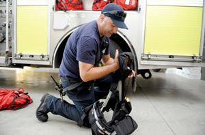 Lodi firefighter shares Detwiler Fire stories