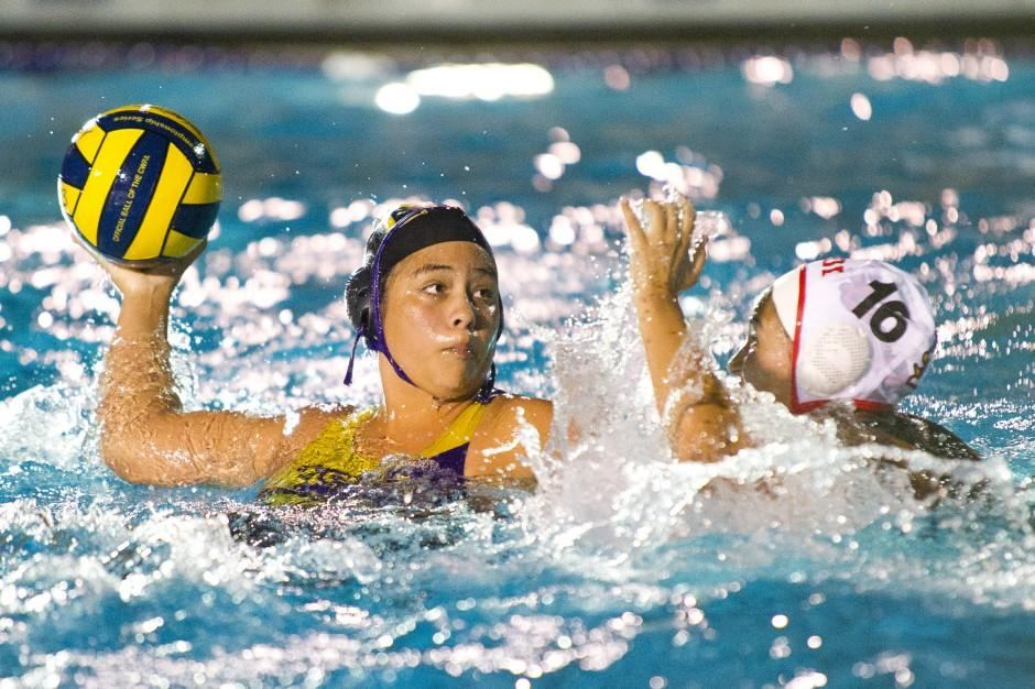Double water polo thriller ends in split for Lodi, Tokay