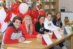 Lodi proves rich in talent on signing day