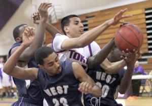 Boys basketball: Tigers on the prowl