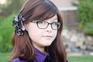 Liberty Ranch High School co-valedictorian Faith Lemire-Baeten runs tutoring business