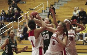 Girls basketball: Fast-flying Hawks rout Galt