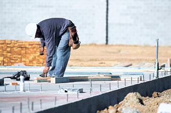 Builders feeling pinch of housing slowdown