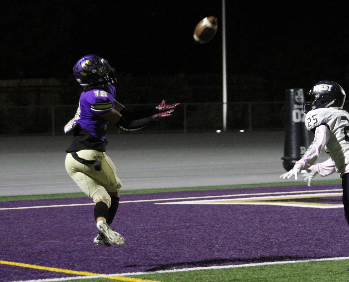 Tokay scores early and often in win over West