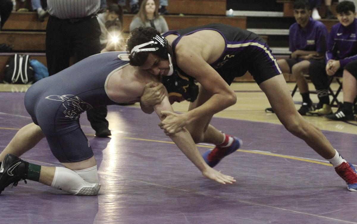 Wrestling: Tokay too much for West