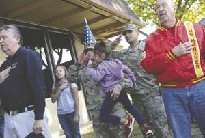 Lodi school event thanks veterans for their service
