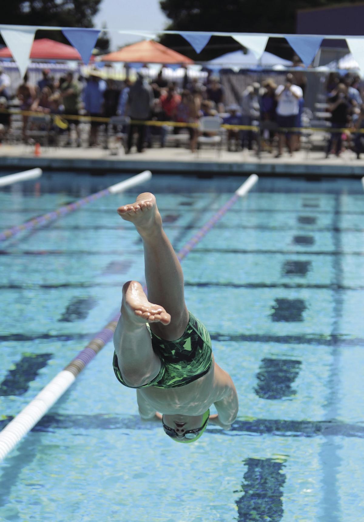 City Swim Championships: Larson, Elrod lead Seals