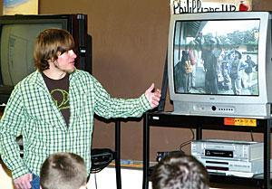 Jim Elliot students make the most of film about namesake