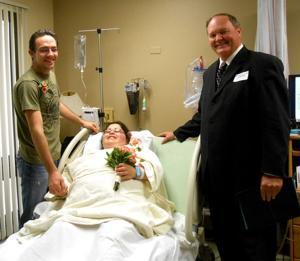 New Church of Jesus Christ of Latter-day Saints bishop gets 'crash course' on weddings