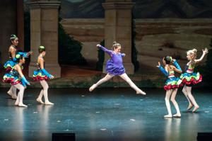 Dancing 'Don Quixote' in Lodi
