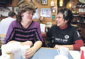 Been There — Got the Wig! group meets to help women newly diagnosed with cancer