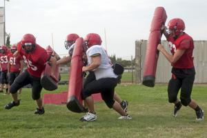 Coming off winless season, the Galt Warriors have a new coach, attitude