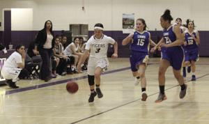 Girls basketball: Tigers tame Lions at The Jungle