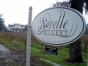 Sorelle Winery welcome