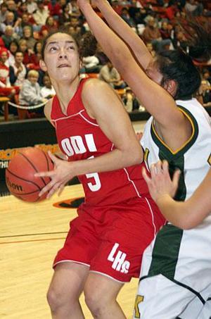 First-team selection, scholarship for Gabby Munsch