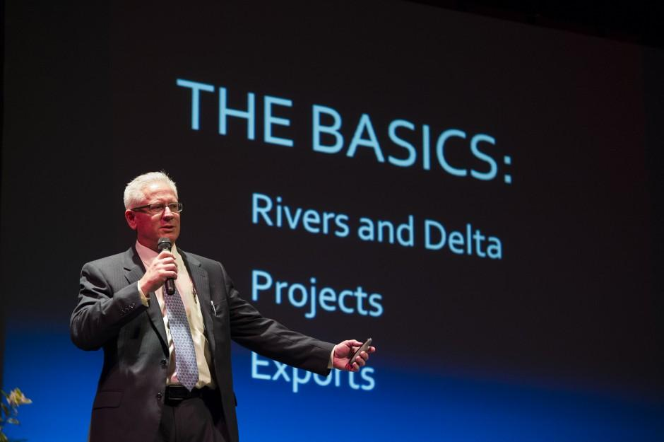 John Herrick to Leadership Forum: The Delta is under attack