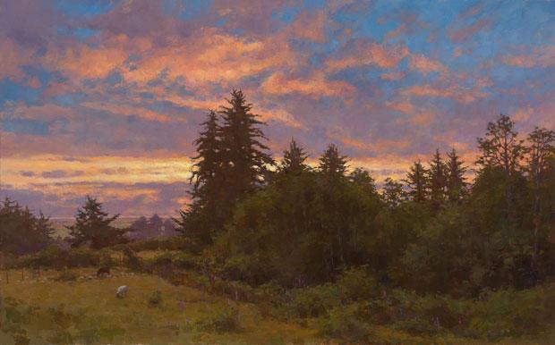 Painting the natural world en plein air