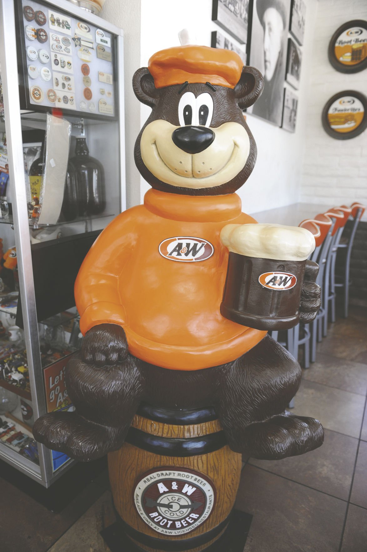 A&W Root Beer celebrates 100 years on Friday