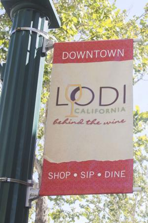 'Branding' campaign uses banners to promote Downtown Lodi