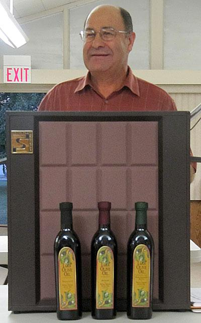 Olive oil is topic of first American Association of University Women meeting of the year
