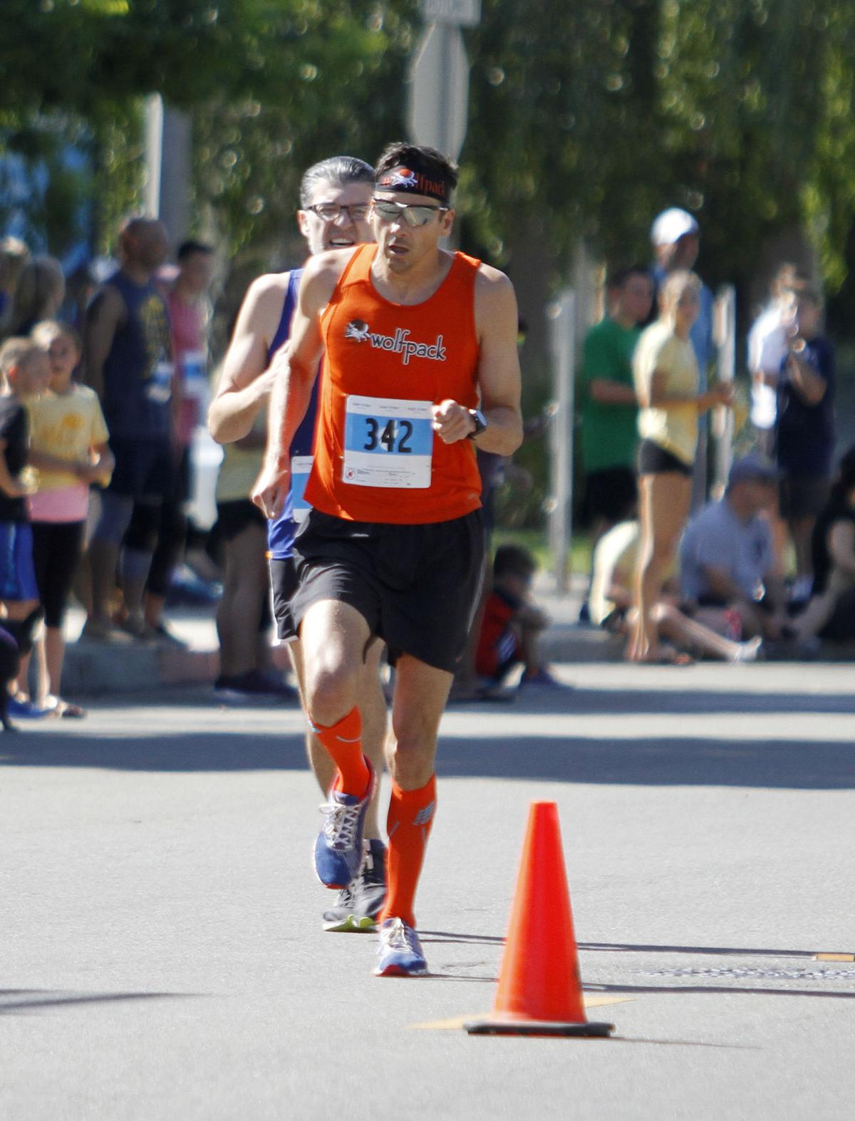 Road running: Milers put on a show
