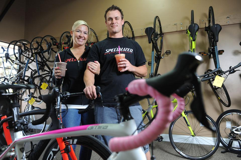 Bikes & Bites: Lodi family supports healthy lifestyles