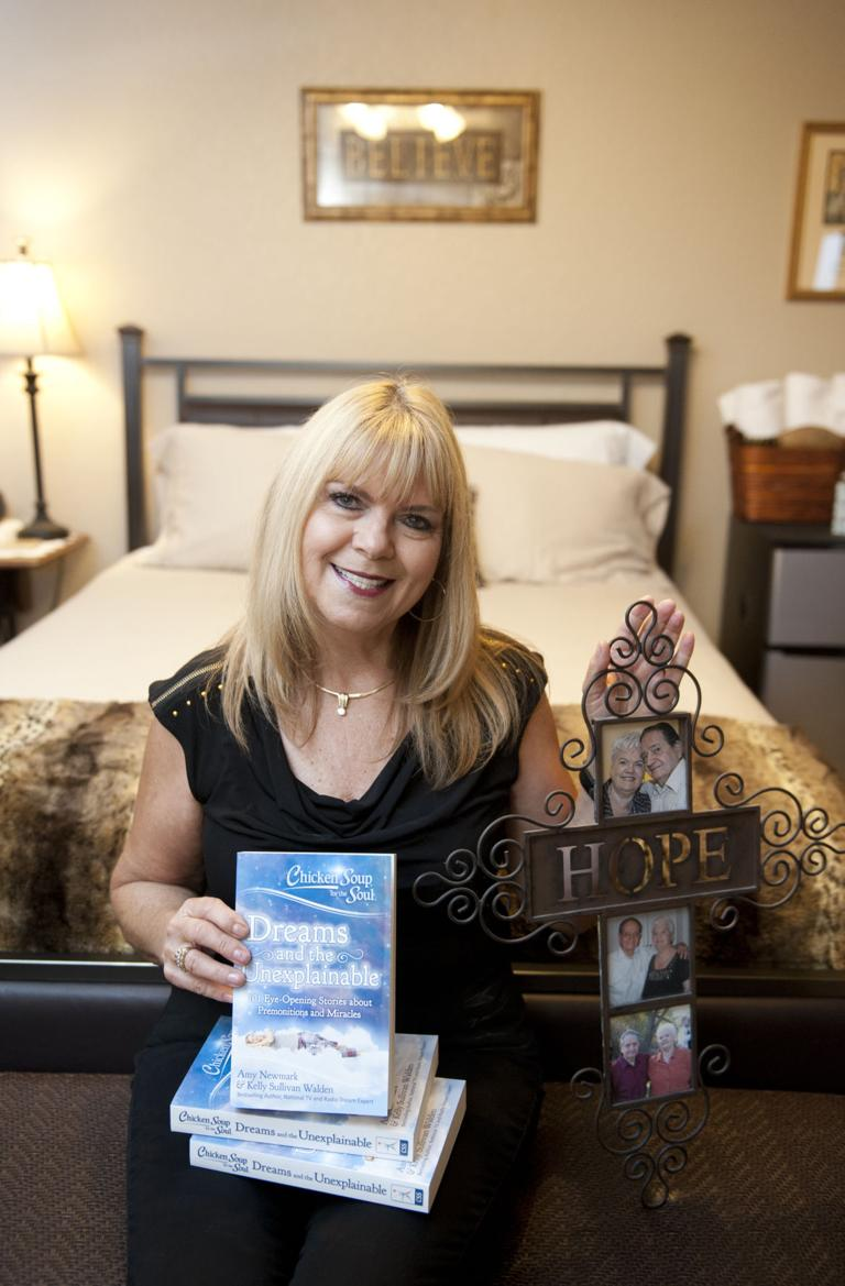 Best-selling author and former Woodbridge resident published in 'Chicken Soup for the Soul'