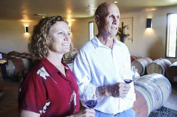 Lucas Winery hosts special event