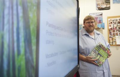 Liberty High educator named LUSD Teacher of the Year