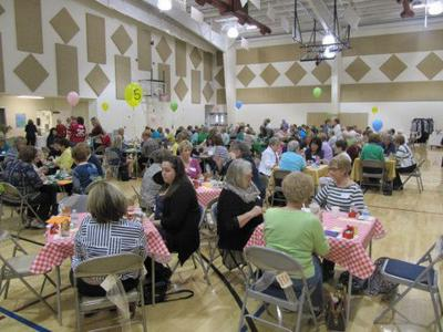 AAUW holds annual Bunco tournament fundraiser
