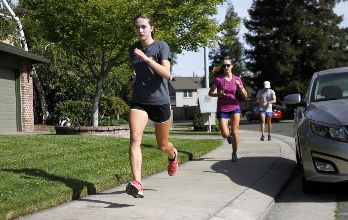 Long-distance running: Virtual meets give track and field athletes a chance to compete