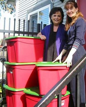 Soroptimists of Lodi awarded grant for HUGS project