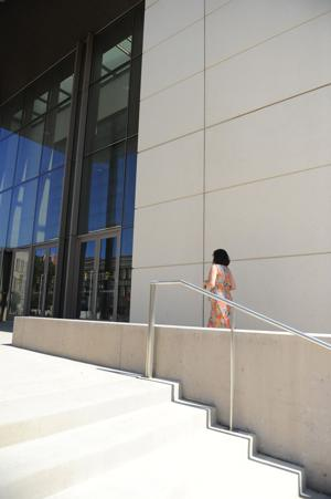 Stockton courthouse to open Monday