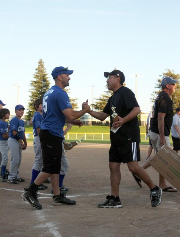Pressure-packed finish as Pirates hold off Cubs to win Babe Ruth Farm League Championship