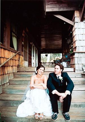 Brian Campbell, Renee Crug were wed in Angels Camp