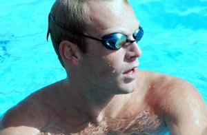 Look out: Alex Daneke back for second dip