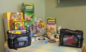 Lodi's Tara Phillips needs help with Totes for Troops project