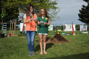 Arbor Day at Peterson Park in Lodi