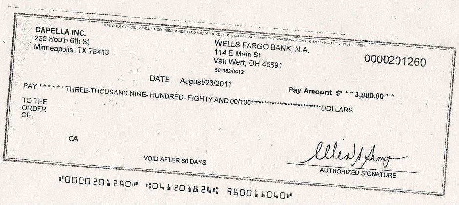 getting a cashiers check from wells fargo