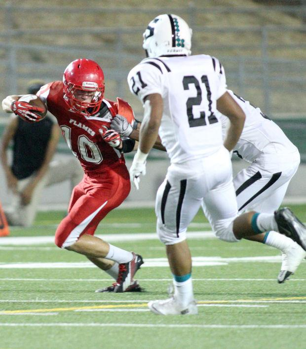 Football: Huskies torch Flames with aerial assault