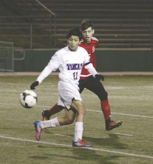 Athlete of the week: Tip your hat: Tokay's Rosales racking up the goals