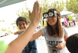 Celebration on Central provides services and fun for the community