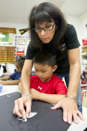 Aspire schools survey parents, use test scores to evaluate teachers