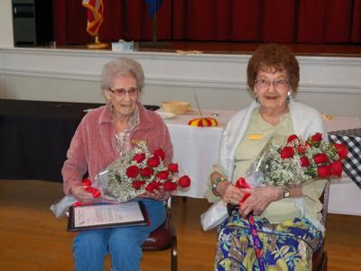 Lodi Woman's Club honors two long-time members