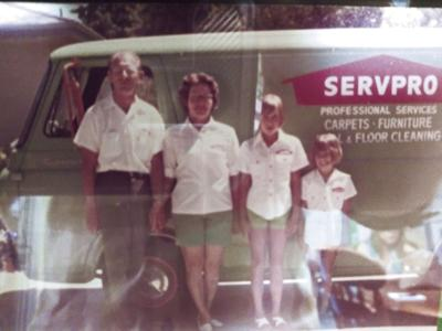 Half a century later, Servpro still cleaning up messes in Lodi